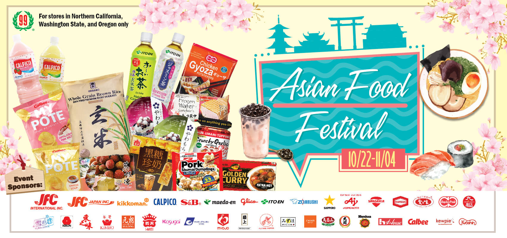 Enjoy Asian Foods Right at Home